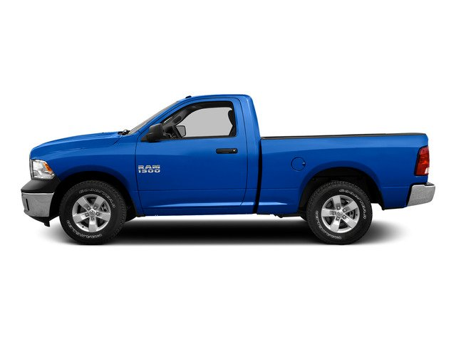 Holland Blue 2015 Ram Truck 1500 Pictures 1500 Regular Cab SLT 4WD photos side view