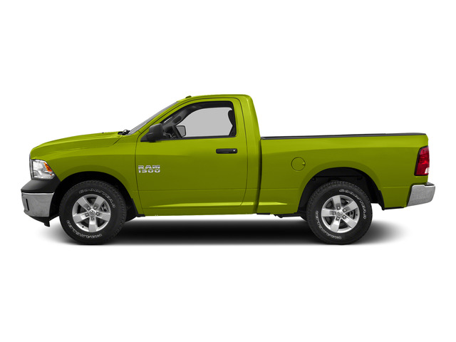 National Safety Yellow 2015 Ram Truck 1500 Pictures 1500 Regular Cab SLT 2WD photos side view