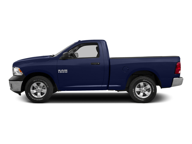 True Blue Pearlcoat 2015 Ram Truck 1500 Pictures 1500 Regular Cab SLT 4WD photos side view