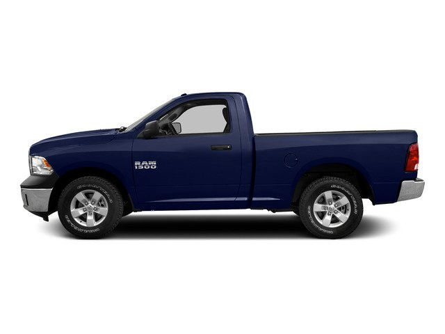 True Blue Pearlcoat 2015 Ram Truck 1500 Pictures 1500 Regular Cab Sport 4WD photos side view