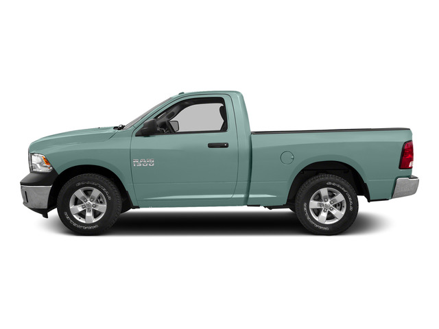 Light Green 2015 Ram Truck 1500 Pictures 1500 Regular Cab SLT 4WD photos side view