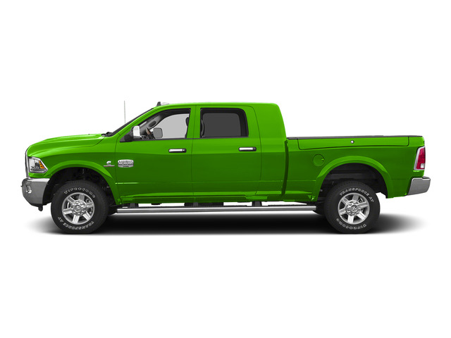 Hills Green 2015 Ram Truck 2500 Pictures 2500 Mega Cab SLT 2WD photos side view