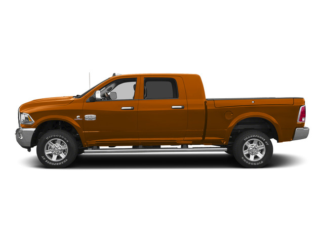 Omaha Orange 2015 Ram Truck 2500 Pictures 2500 Mega Cab SLT 2WD photos side view