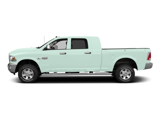 Robin Egg Blue 2015 Ram Truck 2500 Pictures 2500 Mega Cab SLT 2WD photos side view