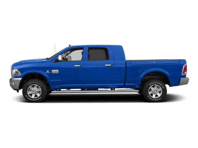 Holland Blue 2015 Ram Truck 2500 Pictures 2500 Mega Cab SLT 2WD photos side view