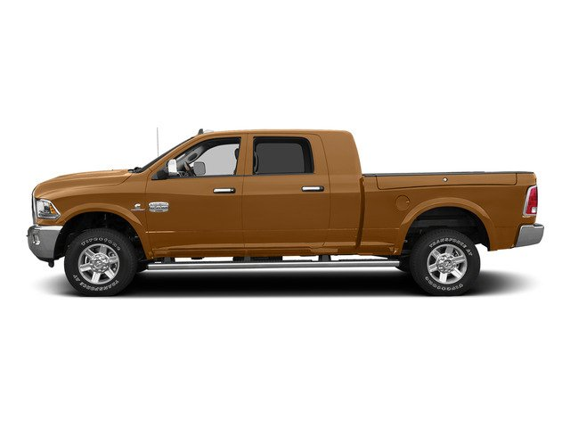Power Tan 2015 Ram Truck 2500 Pictures 2500 Mega Cab SLT 2WD photos side view