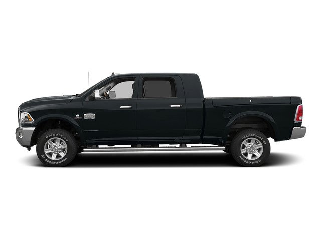 Maximum Steel Metallic Clearcoat 2015 Ram Truck 2500 Pictures 2500 Mega Cab Limited 2WD photos side view