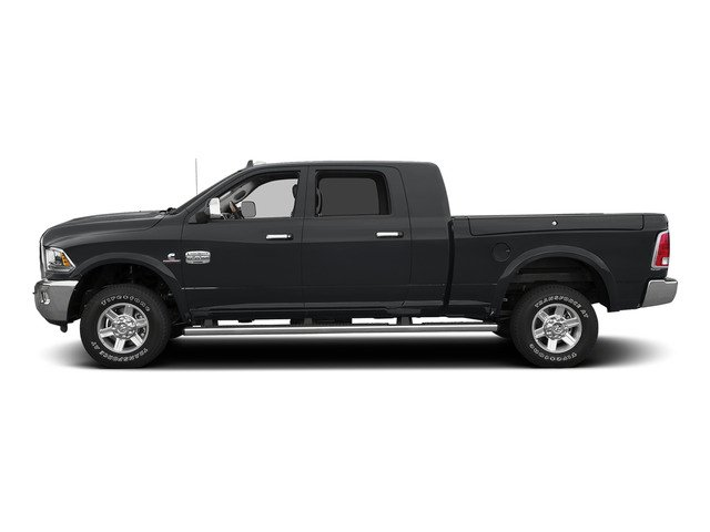 Granite Crystal Metallic Clearcoat 2015 Ram Truck 2500 Pictures 2500 Mega Cab Limited 2WD photos side view