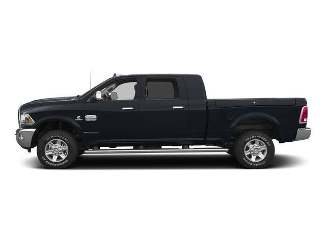 Midnight Blue Pearlcoat 2015 Ram Truck 2500 Pictures 2500 Mega Cab SLT 2WD photos side view