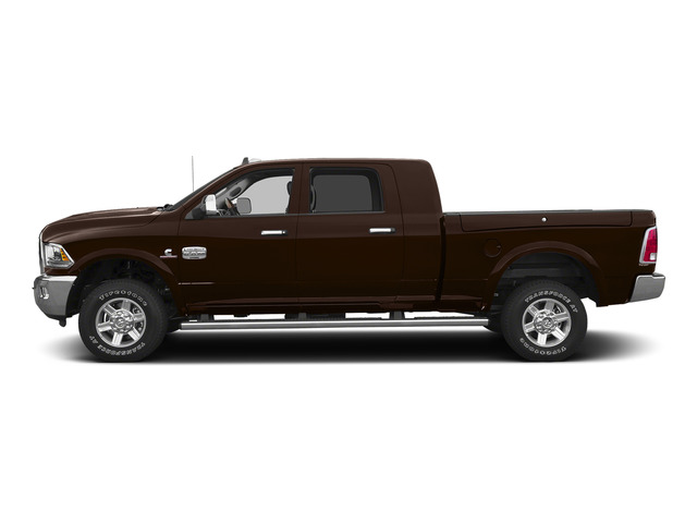 Western Brown 2015 Ram Truck 2500 Pictures 2500 Mega Cab SLT 2WD photos side view