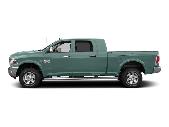 Light Green 2015 Ram Truck 2500 Pictures 2500 Mega Cab SLT 2WD photos side view