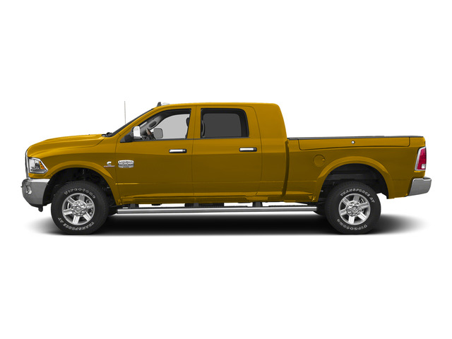 School Bus Yellow 2015 Ram Truck 2500 Pictures 2500 Mega Cab SLT 2WD photos side view