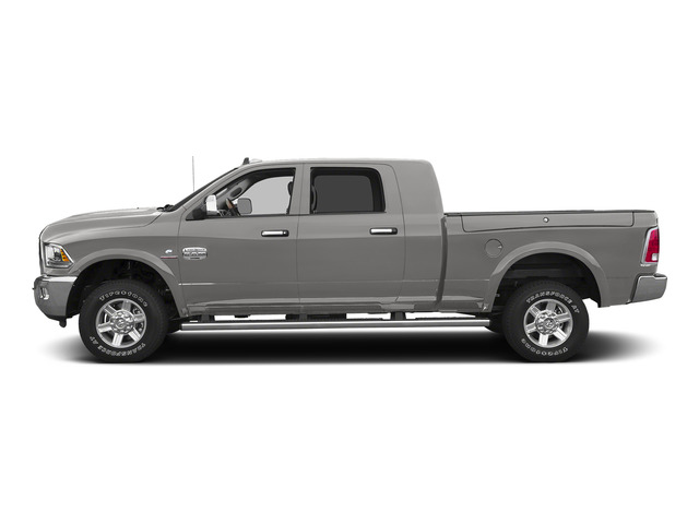 Bright Silver Metallic Clearcoat 2015 Ram Truck 2500 Pictures 2500 Mega Cab SLT 2WD photos side view