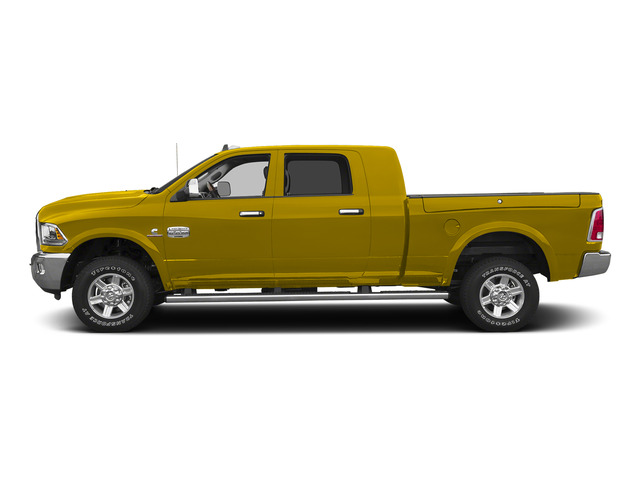 Detonator Yellow Clearcoat 2015 Ram Truck 2500 Pictures 2500 Mega Cab SLT 2WD photos side view