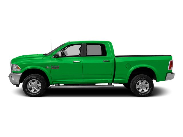 Hills Green 2015 Ram Truck 2500 Pictures 2500 Crew Cab SLT 2WD photos side view