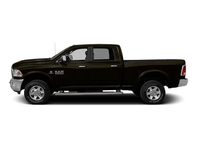 Dark Brown 2015 Ram Truck 2500 Pictures 2500 Crew Cab SLT 4WD photos side view