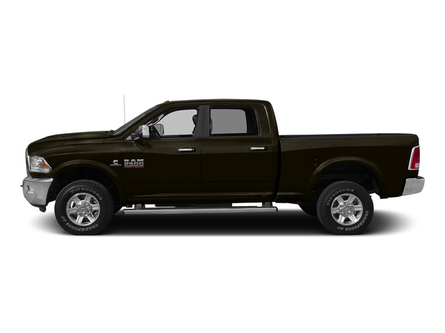Dark Brown 2015 Ram Truck 2500 Pictures 2500 Crew Cab SLT 2WD photos side view