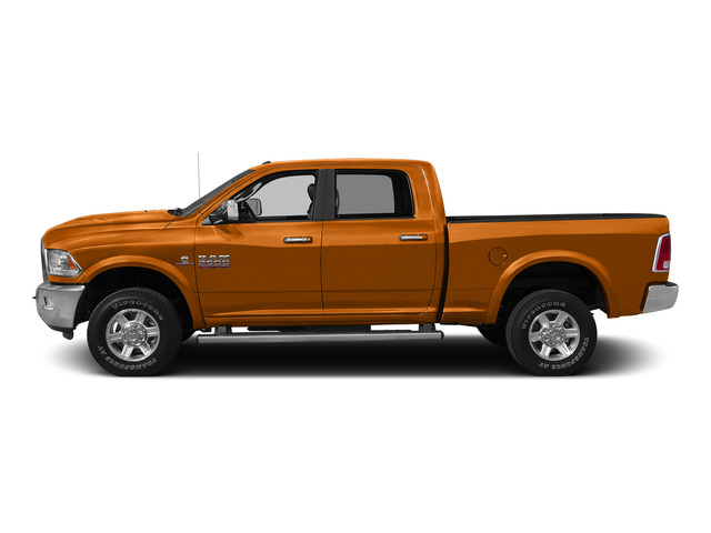 Omaha Orange 2015 Ram Truck 2500 Pictures 2500 Crew Cab SLT 4WD photos side view
