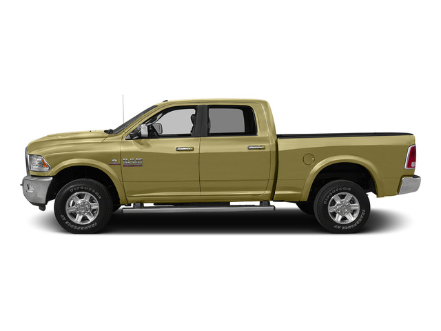 Light Cream 2015 Ram Truck 2500 Pictures 2500 Crew Cab Tradesman 4WD photos side view