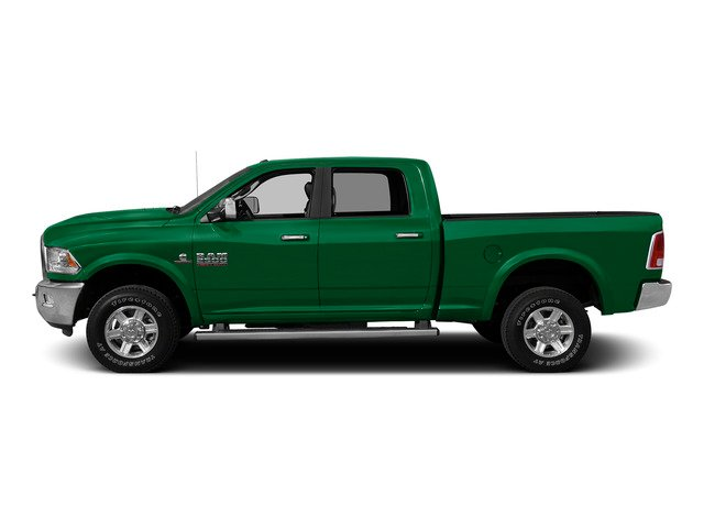 Bright Green 2015 Ram Truck 2500 Pictures 2500 Crew Cab SLT 4WD photos side view