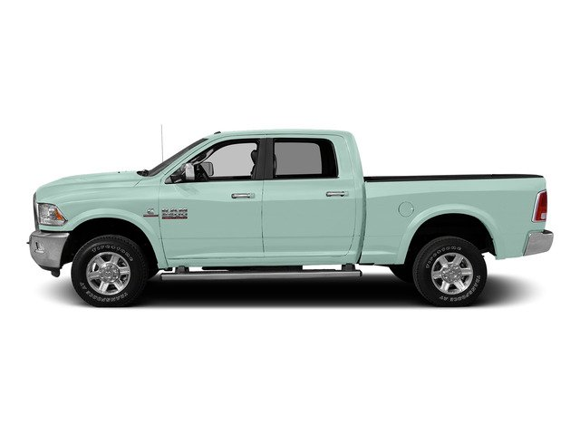 Robin Egg Blue 2015 Ram Truck 2500 Pictures 2500 Crew Cab SLT 2WD photos side view