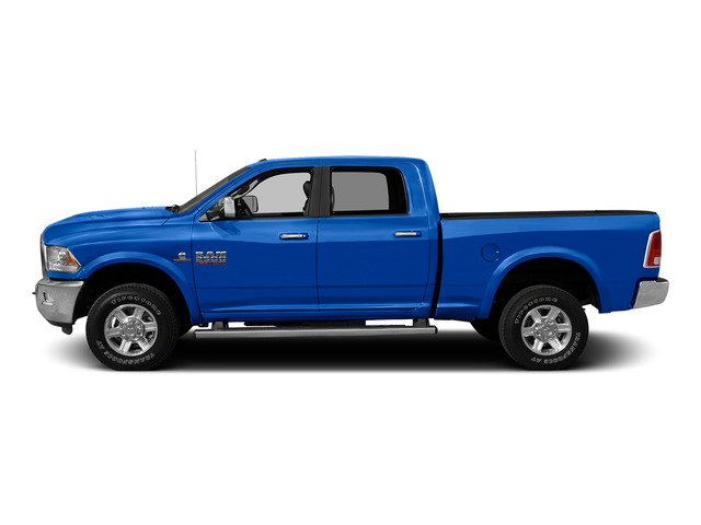 Holland Blue 2015 Ram Truck 2500 Pictures 2500 Crew Cab SLT 4WD photos side view