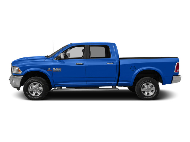 Holland Blue 2015 Ram Truck 2500 Pictures 2500 Crew Cab Tradesman 4WD photos side view