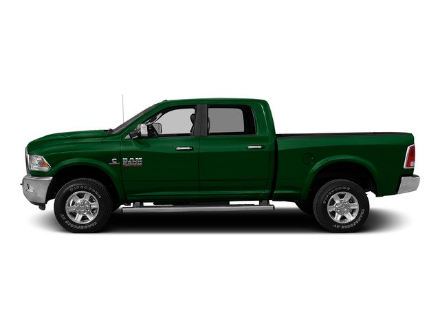 Tree Green 2015 Ram Truck 2500 Pictures 2500 Crew Cab SLT 4WD photos side view