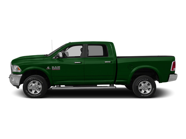 Tree Green 2015 Ram Truck 2500 Pictures 2500 Crew Cab SLT 2WD photos side view