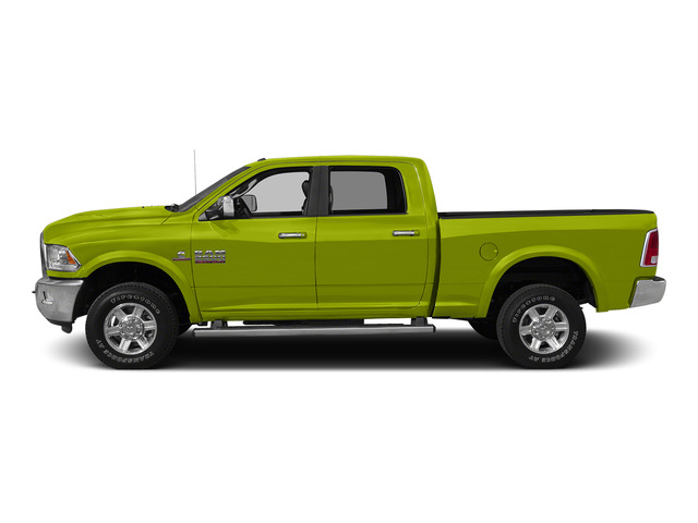 National Safety Yellow 2015 Ram Truck 2500 Pictures 2500 Crew Cab SLT 4WD photos side view