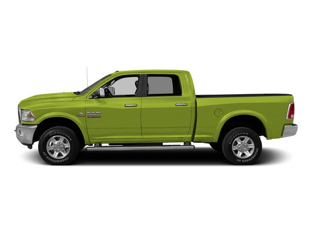 National Safety Yellow 2015 Ram Truck 2500 Pictures 2500 Crew Cab Tradesman 4WD photos side view