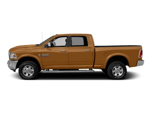Power Tan 2015 Ram Truck 2500 Pictures 2500 Crew Cab SLT 4WD photos side view