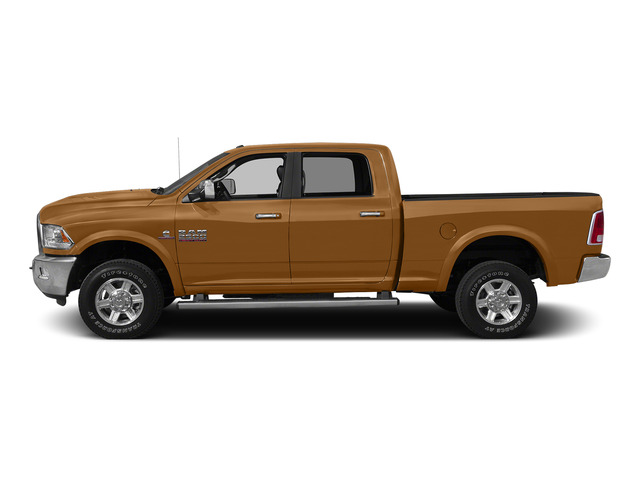 Power Tan 2015 Ram Truck 2500 Pictures 2500 Crew Cab Tradesman 4WD photos side view