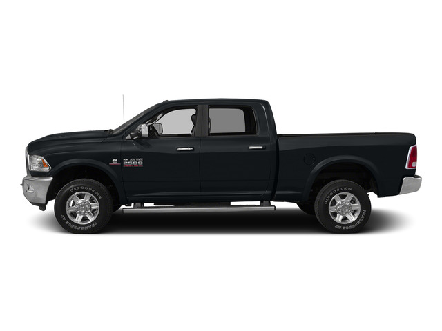 Maximum Steel Metallic Clearcoat 2015 Ram Truck 2500 Pictures 2500 Crew Cab SLT 4WD photos side view