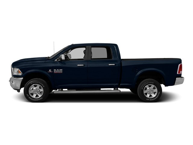 True Blue Pearlcoat 2015 Ram Truck 2500 Pictures 2500 Crew Cab Tradesman 4WD photos side view
