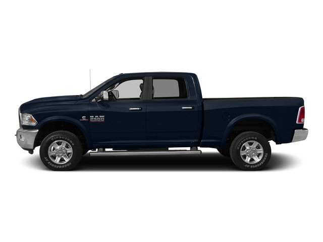 True Blue Pearlcoat 2015 Ram Truck 2500 Pictures 2500 Crew Cab SLT 4WD photos side view