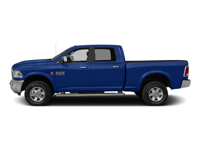 Blue Streak Pearlcoat 2015 Ram Truck 2500 Pictures 2500 Crew Cab SLT 4WD photos side view