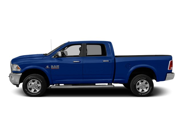 Blue Streak Pearlcoat 2015 Ram Truck 2500 Pictures 2500 Crew Cab SLT 2WD photos side view