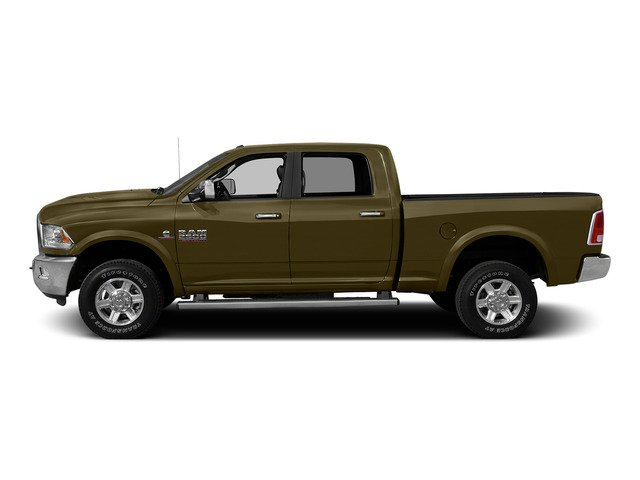Prairie Pearlcoat 2015 Ram Truck 2500 Pictures 2500 Crew Cab SLT 4WD photos side view