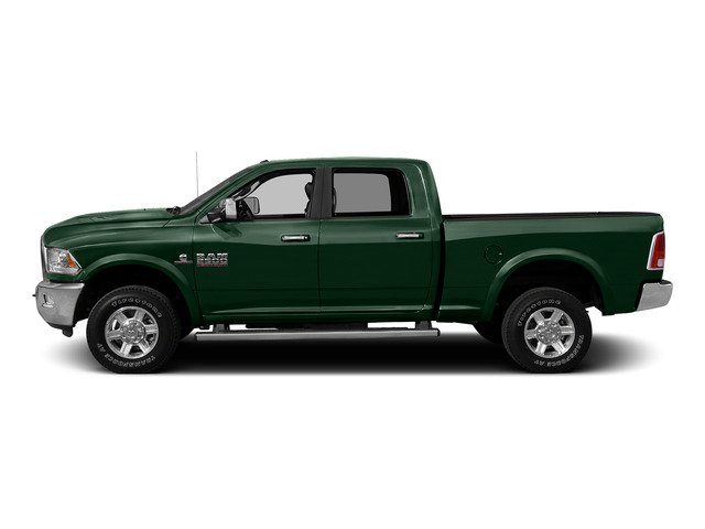 Timberline Green Pearlcoat 2015 Ram Truck 2500 Pictures 2500 Crew Cab Tradesman 4WD photos side view
