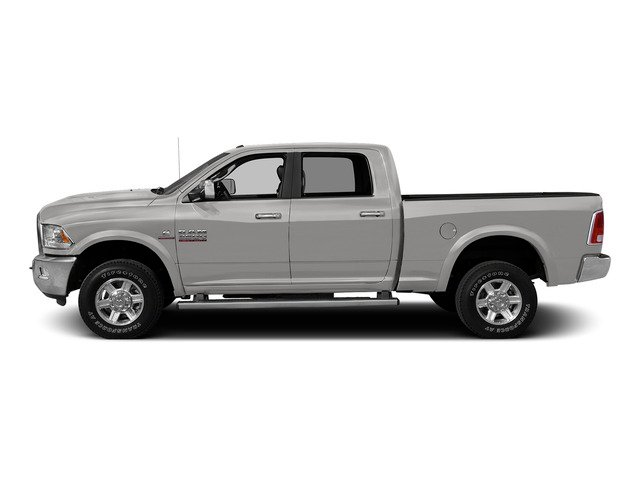 Bright Silver Metallic Clearcoat 2015 Ram Truck 2500 Pictures 2500 Crew Cab SLT 4WD photos side view