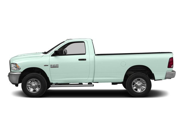 Robin Egg Blue 2015 Ram Truck 2500 Pictures 2500 Regular Cab SLT 4WD photos side view
