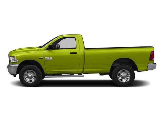 National Safety Yellow 2015 Ram Truck 2500 Pictures 2500 Regular Cab Tradesman 4WD photos side view