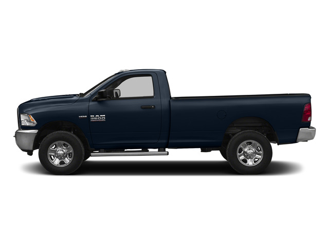 True Blue Pearlcoat 2015 Ram Truck 2500 Pictures 2500 Regular Cab Tradesman 4WD photos side view