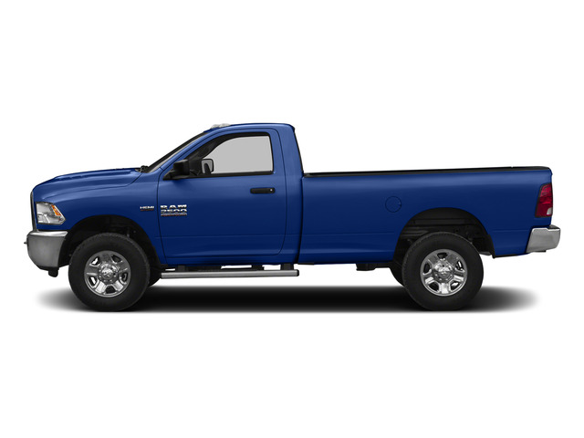 Blue Streak Pearlcoat 2015 Ram Truck 2500 Pictures 2500 Regular Cab SLT 4WD photos side view