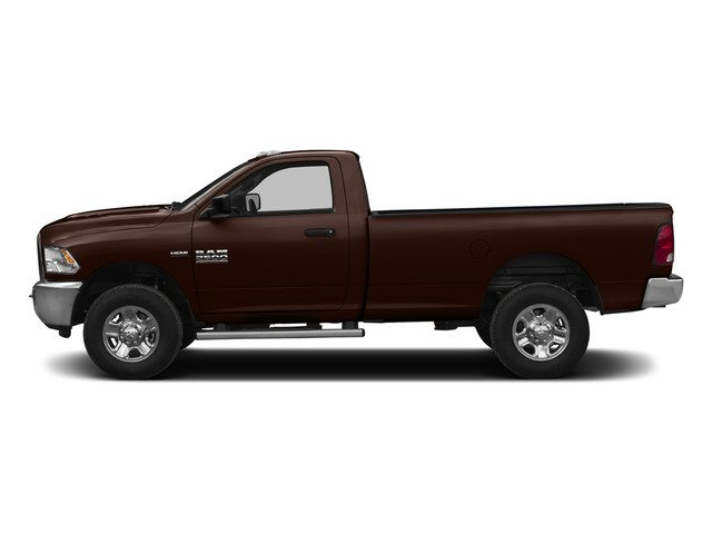 Western Brown 2015 Ram Truck 2500 Pictures 2500 Regular Cab SLT 4WD photos side view