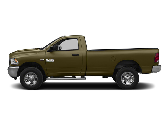 Prairie Pearlcoat 2015 Ram Truck 2500 Pictures 2500 Regular Cab Tradesman 4WD photos side view