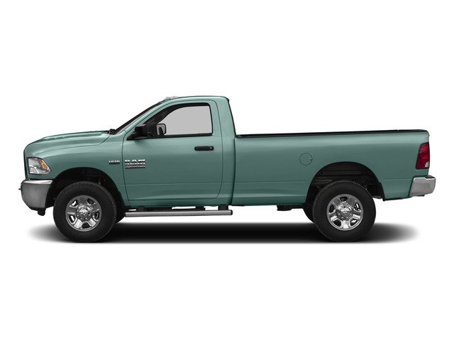 Light Green 2015 Ram Truck 2500 Pictures 2500 Regular Cab SLT 4WD photos side view