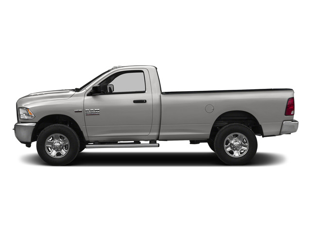 Bright Silver Metallic Clearcoat 2015 Ram Truck 2500 Pictures 2500 Regular Cab Tradesman 4WD photos side view