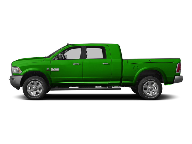 Hills Green 2015 Ram Truck 3500 Pictures 3500 Mega Cab SLT 4WD photos side view